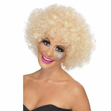 70s Funky Afro Wig Blonde 120g AC