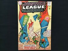 JUSTICE LEAGUE OF AMERICA #18 Lot of 1 DC Comic Book - Mid-High Grade!