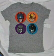 NWT Old Navy Transformers Logo Tees T-Shirt Shirt Tee NEW Boys M 8 L 10 12 XL 14