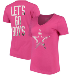 Dallas Cowboys Women's Pink Juniper T-Shirt