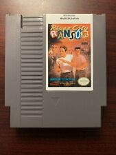 River City Ransom (Nintendo Entertainment System, 1989) Cart Only Works Mint!!