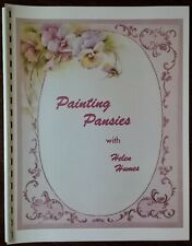 Painting Pansies with Helen Humes