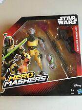 Star Wars Hero Mashers Rebels Garazeb Orrelios * Free Shipping *
