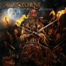 Alestorm - Black Sails At Midnight NEW CD