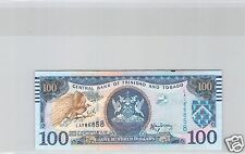 TRINITE ET TOBAGO $100 DOLLARS 2006 N° LA786858 PICK 51