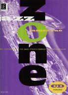 JAZZ ZONE Jazz Improvisation Saxophone Rae Bk&CD*