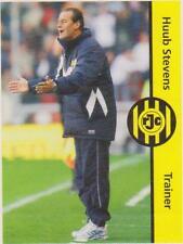 Plus 2006/2007 Panini Like sticker #208 Huub Stevens Roda JC Kerkrade