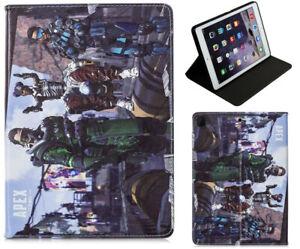 For Apple iPad Pro 9.7  - iPad 9.7 - iPad Air 1-2 Apex legends Game Case Cover