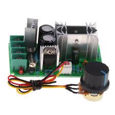 12V-48V Max 20A 450W DC Motor Speed Control PWM Control Controller with Knob