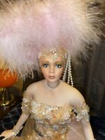 "Rusty Show Girl Doll""Vegas"""