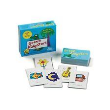 Green Alligators, Zoo & Farm Animals Board Game