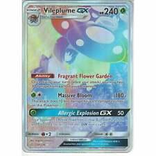 250/236 Vileplume GX Rare Rainbow Pokemon Trading Card Game SM12 Cosmic Eclipse