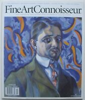WLADIMIR BARANOFF-ROSSINE Sept / Oct 2008 Fine Art Connoisseur Magazine