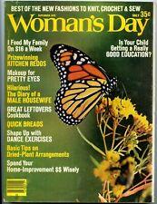 Womens Day Magazine September 1975 education kitchen knit 10-7/8 x 8-1/8 204 pg
