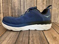 Hoka One One Bondi 6 F27219L Blue Running Shoes Mens Sz.10. J1