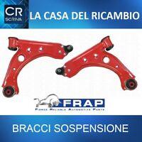 Coppia Bracci Oscillanti Rinforzati Ant Dx e Sx FRAP FIAT BRAVO II (198_) 1.6 D