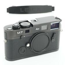 Leica M7 0.72 Black Rangefinder Camera