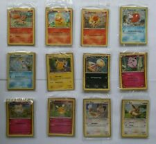 POKEMON 2014 McDONALDS FULL SET OF 12 PROMO CARDS RUSSIAN BRAND NEW/SEALED