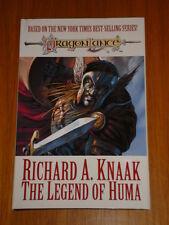DRAGONLANCE HARDBACK VOLUME 1 LEGEND OF HUMA  RICHARD KNAAK  9781934692103