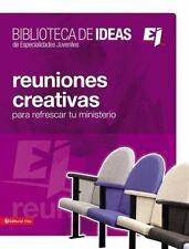 Especialidades Juveniles / Biblioteca de Ideas: Biblioteca de Ideas -...