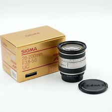 SIGMA ZOOM 28-200mm 1:3.8-5.6 UC ASPHERICAL für Pentax AF  - gebraucht -