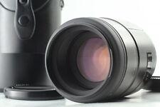 [TOP MINT CASE HOOD] Minolta AF 100mm F/2 Portrait Prime Lens for Sony A JAPAN