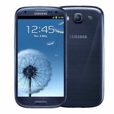 Samsung Galaxy S3 GT-I9300 16GB Unlocked 3G Smart Phone -  Blue