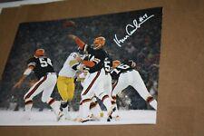 BENGALS KEN ANDERSON #14 QB SIGNED AUTO 11X14 PHOTO 1981 NFL MVP RARE POSE