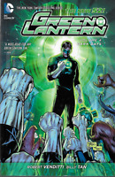 Green Lantern New 52 Vol 4: Dark Days by Robert Venditti & Billy Tan 2014 TPB DC