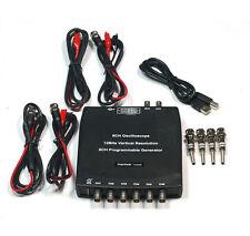 Hantek1008B 8CH PC USB Oscilloscope/DAQ/8CH Programmable Generator 2.4MSa/s