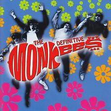 The Definitive Monkees [Bonus Disc] by The Monkees (CD, Jun-2005, WEA (Distributor))