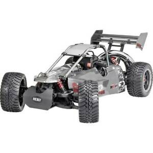 Reely Carbon Fighter III 1:6 RC Modellauto Benzin Buggy Heckantrieb (2WD) RtR