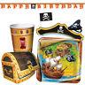Sepolto Tesoro Gamma Festa Compleanno - Pirata Articoli per la Tavola Palloncini