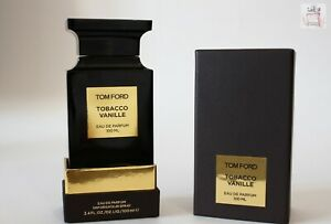 TOM FORD Tobacco Vanille 3.4 fl. oz / 100 ml Unisex Eau de Parfum EDP U.S.A.