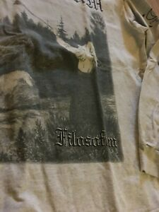 "FILOSOFEM Longsleeve ""M"" (Darkthrone, Drudkh, Mayhem, Nargaroth, Forgotten Woods"