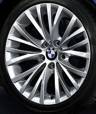 """BMW OEM E89 Z4 Roadster 18""""x 8"""" LA Wheel Multi- Spoke 293 Wheel Set of 4"""