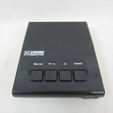 HDMI SELECTOR High Definition Multimedia Interface HDS-4P3 Import JAPAN 2489