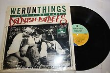 "Da Bush Babees - We Run Things (It's Like Dat) (1994) LP(VG) 12"""