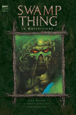 "Swamp Thing  ""la maledizione"" Alan Moore NUOVO sconto 50% ed.Magic PRess"