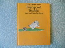 TINY SPOOK'S TUMBLES i& l  sandberg  HB little spook books