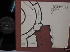 PER HUSBY - Bodega Band 3 ~ BBLP 003  {nm} [ULTRA RARE] w/Tore Engstrom ->NICE