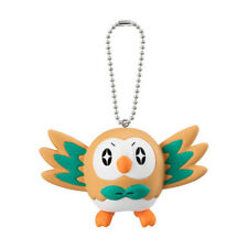 Pokemon Gashapon Keychain - Ash's Rowlet - Wings Out
