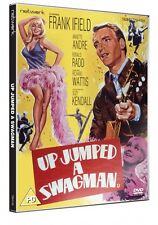 UP JUMPED A SWAGMAN. Frank Ifield, Suzy Kendall. New sealed DVD.