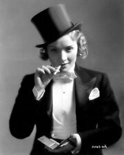 "MARLENE DIETRICH IN THE 1930 FILM ""MOROCCO"" - 8X10 PUBLICITY PHOTO (FB-100)"