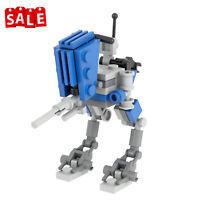 Clone Wars ATRT MOC Minifigure Scale Size to Match Gunship Building Toys Kids