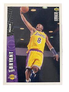 1996-97 Kobe Bryant Collector's Choice LA Team Set #LA2 Gem Mint 10 RC Lakers
