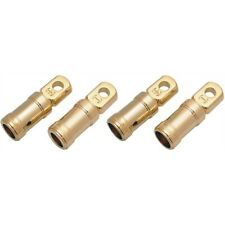 Audiop Btc18 8 Gauge Ring Terminal with Screw Type - 2 Pack