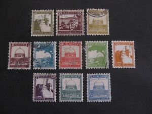 PALESTINE -  LIQUIDATION STOCK - EXCELENT GROUP OF OLD STAMPS - 3375/155