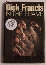 FRANCIS, DICK In The Frame 1st Edition SIGNED