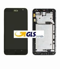 DISPLAY TOUCH LCD CON FRAME per Asus ZenFone 2 Laser 5.5 ZE550KL Z00LD
